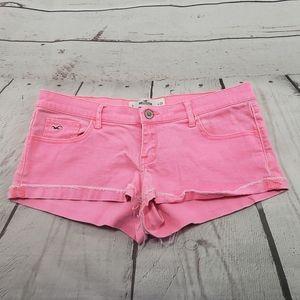 Hollister Shorts Size 9 Womens Denim Mini Shorts